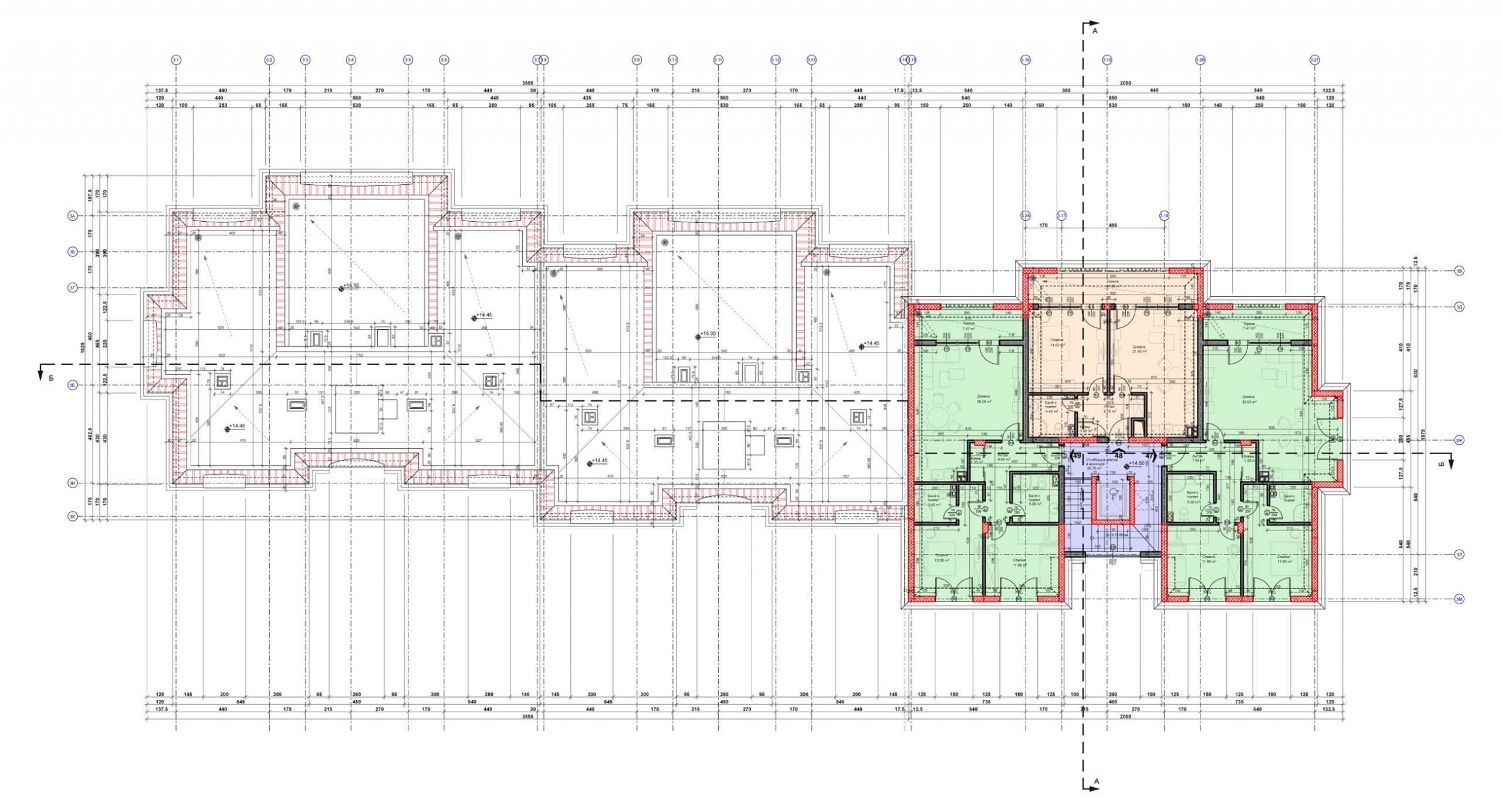Carpe Vita, Building 3, Floor 6